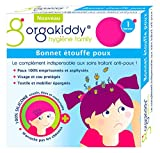 Orgakiddy Bonnet Anti-Poux Rose