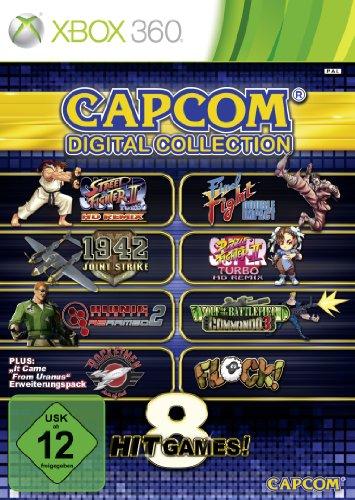 Capcom Digital Collection - [Xbox 360]