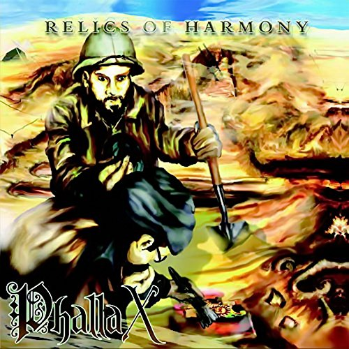 Phallax: Relics Of Harmony (Audio CD)