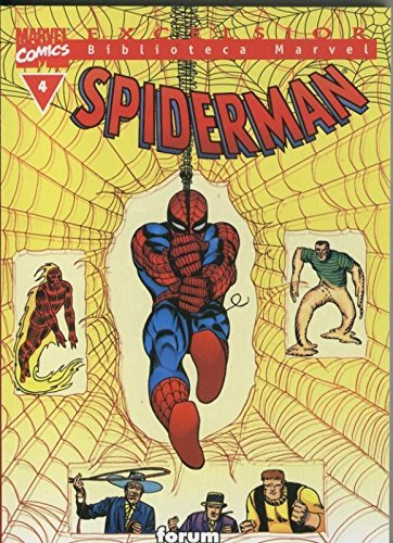 Biblioteca Marvel Excelsior: Spiderman numero 04