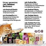 Catz finefood Katzenfutter Multipack II 6x400g (No.15-No.25), 1er Pack (1 x 2.4 kg) - 4
