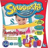 Skwooshi magische Soft Knete Activity Set mit vielen Werkzeugen