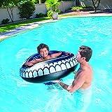 Bestway Schwimmring High Velocity, 119 cm - 2