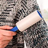 Generic New New Design Dust Clothes Tumble Lint Rollers Washable Electrostatic Dust Brush