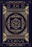 JDR Journal: Carnet de Jeux De Rôle pour Maître du jeu   RPG Game Master   Carnet pour noter vos aventures, Plans, Armes, Stratégies   Idée de cadeau   150 pages 17,78 cm x 25,4 Coloris Bleu cm