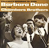 Barbara Dane & the Chambers Br [Import belge]