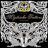 Mystische Tattoos: Anti-Stress Malbuch