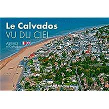 Le Calvados vu du ciel