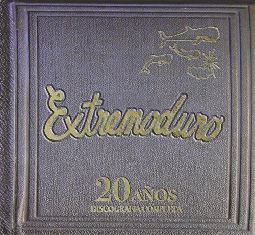 20 Anos: Discografia Completa by Extremoduro (2010-12-21)