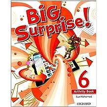 Big Surprise! 6. Activity Book+ Study Skills Booklet - 9780194516259