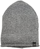JACK & JONES Herren Strickmütze JACTYLER Long Beanie, Grau (Grey Melange), One Size