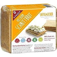 3 PAULY Vollkorn Schnittbrot - glutenfrei, 3er Pack (3 x 500 g)
