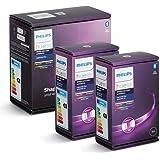 Philips Hue Bluetooth Lightstrip Plus White & Color Ambiance 2m Basic Set + 2m Extension   LED Stripe met spraakbesturing via