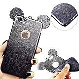 MOMDAD Housse de Protection pour iPhone 4 / 4S Coque Housse Silicone Case en TPU...