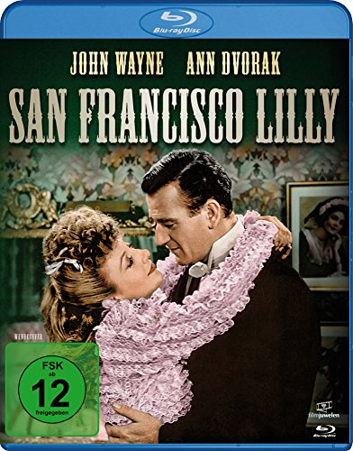 San Francisco Lilly - John Wayne [Blu-ray]