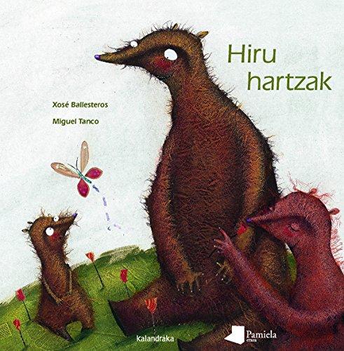 Hiru Hartzak (Tamaina Handia)