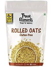 True Elements Gluten Free Rolled Oats, 1kg