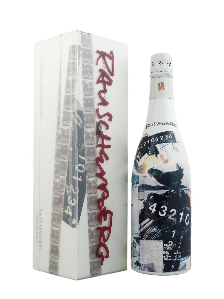 aittinger Collection 2000 Rauschenberg Vintage Champagne 75cl – Gift Box