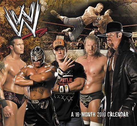 WWE 2010 Calendar