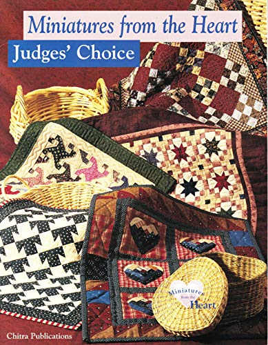 Miniatures from the Heart: Judge's Choice/Book 1 - Watt Miniatur