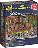 """Jan van Haasteren """"Chinese New Year"""" Jigsaw Puzzle (500-Piece, Multi-Colour)"""