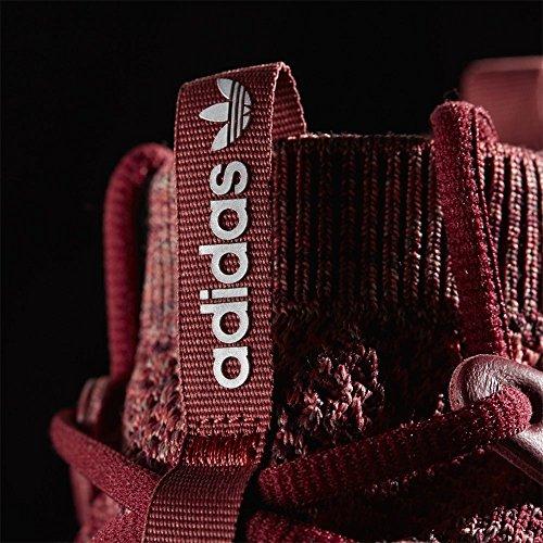 adidas Tubular Nova Pk, Scarpe da Ginnastica Uomo Rosso