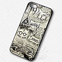 Collage Line Harry Potter for Funda iphone 7 Case N3E2WW