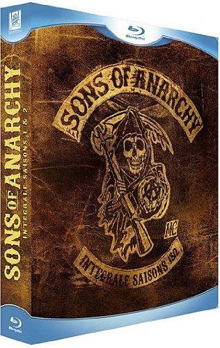 Sons of Anarchy - L'intégrale des saisons 1 & 2 [Blu-ray]