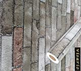 Visario Folie selbstklebend Steine Dekor 10 m x 45 cm 3035
