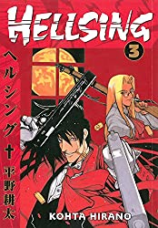 Hellsing Volume 3