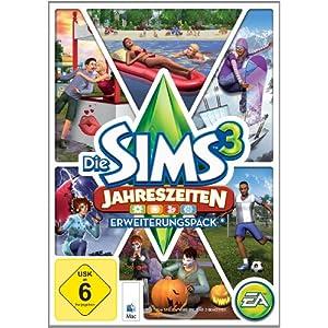 Die Sims 3: Jahreszeiten Erweiterungspack [PC/Mac Instant Access]