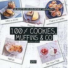 100% cookies, muffins & Co (En cuisine)
