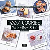 100% cookies, muffins & Co