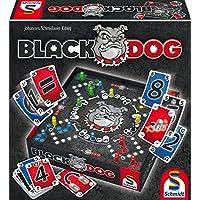 Schmidt-Spiele-49323-Black-Dog-Spiel-und-Puzzle Schmidt Spiele 49323 Black Dog, Spiel und Puzzle, schwarz -