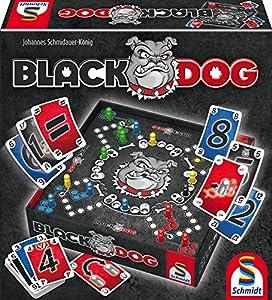 Schmidt Spiele Black Dog Niños y Adultos Estrategia - Juego de Tablero (Estrategia, Niños y Adultos, 30 min, Niño/niña, 8 año(s), Alemán)
