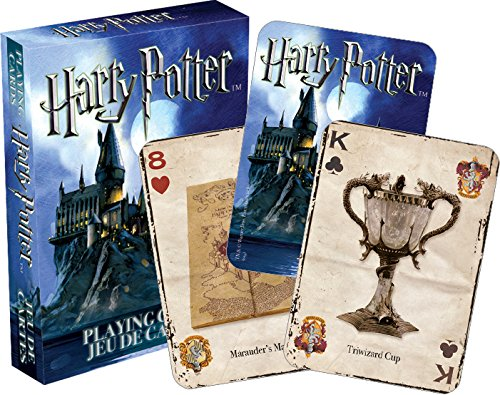 Aquarius Juego de Cartas de Harry Potter