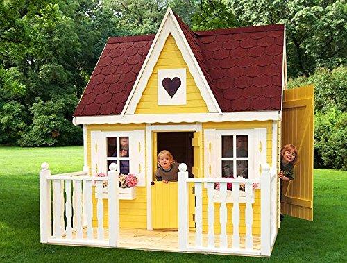 PROMADINO Spielhaus SCHWALBENNEST Kinderhaus 357/13 Kinderspielhaus