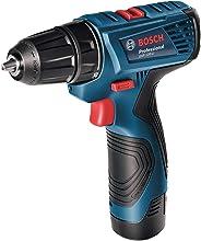 Bosch Gsr 120/Li Professional Akülü Vidalama Makinesi, Mavi
