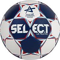 Select Balón de Balonmano Ultimate Cl, Blanco/Azul/Rojo, 3, 1612858203