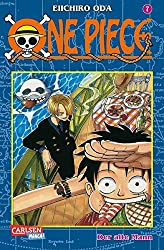 One Piece, Band 7: Der alte Mann