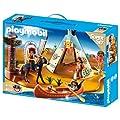 Playmobil 4012 - Oeste superset campamento indio por Playmobil