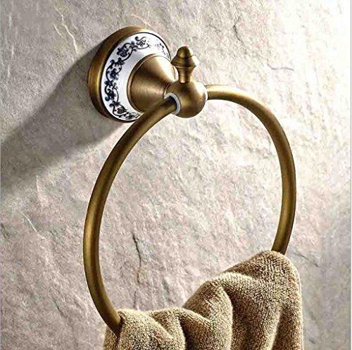porte-serviette-antique-anneau-porte-serviette-de-bain-simple-couche-ceramique-de-base-bague-fleur-h