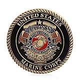 Chuhe - United States Marine Corps Gedenk Herausforderung Münze Sammlerstück Handwerk Geschenk