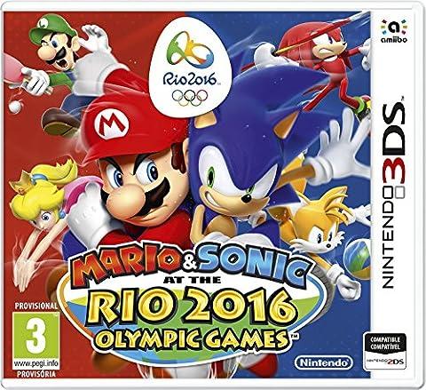 Mario & Sonic bei den Olympischen Spielen in Rio 2016 [Nintendo 3DS]