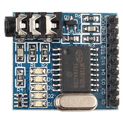 YUXINXIN LDTR-WG0048 Modulo telefonico vocale per Arduino, Raspberry Pi, ARM MCU e altro