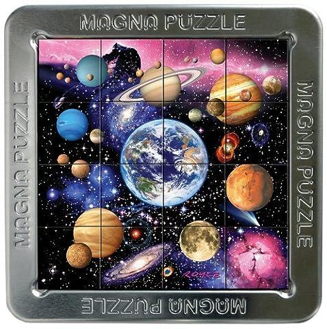 Gigamic - Magnet PLANET Mini Puzzle 3D série 3