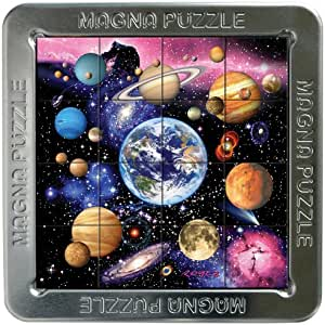 Cheatwell Games 3D Magna Puzzle (Planets): Amazon.co.uk ...