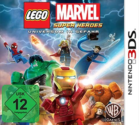 Lego Marvel: Super Heroes - [Nintendo