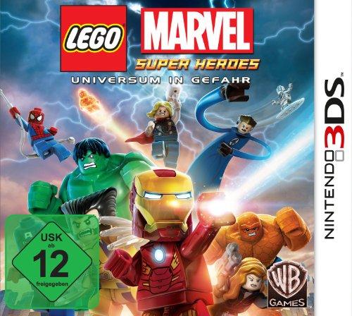 Lego Marvel: Super Heroes - [Nintendo 3DS] Lego-spiel Für Den Nintendo 3ds