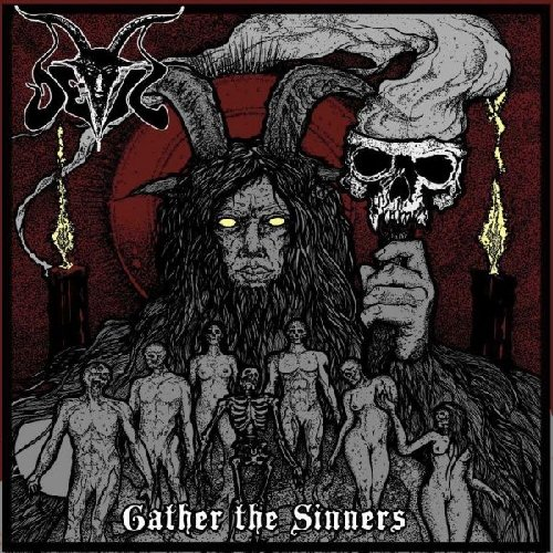 Devil: Gather the Sinners (Audio CD)